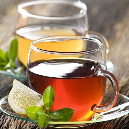 herbal infused tea