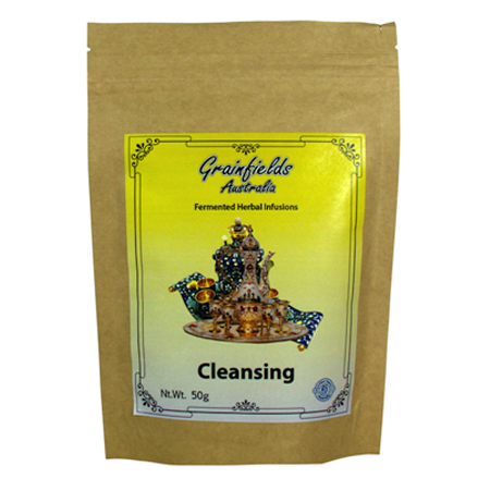 Herbal Infused Tea for Cleansing